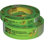 Scotch® #233+ Premium Automotive Masking Tape, 1/2 x 60 yds., 48/Case