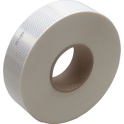 3M™ #983 Reflective Tape, White, 2 x 150, Each, 1/Pack