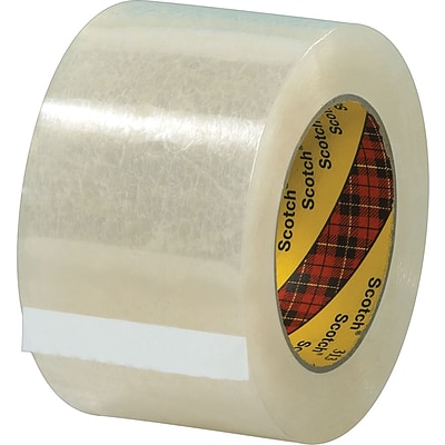 Scotch® #313 Acrylic Packing Tape, 3 x 55 yds., 24/Pack