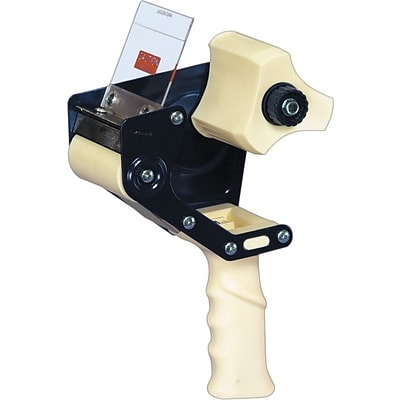 Tape Logic Heavy-Duty Carton Sealing Tape Dispenser, 3 (TDHD3)