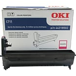 OKI® 44318502 Laser Drum Cartridge; Magenta
