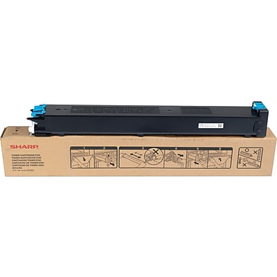 Sharp Cyan Toner Cartridge (MX-31NTCA)