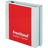 Freestand EasyOpen Slant-D Ring View Binders