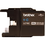 Brother Genuine LC79C Cyan Super High Yield Original Ink Cartridge