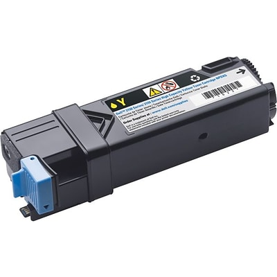 Dell NPDXG Yellow Toner Cartridge, High Yield