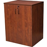 Sandia Storage Hutch/Cabinet; Cherry