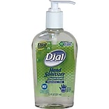 Dial® Hand Sanitizer, Fragrance Free