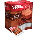 Nestle® Hot Cocoa Mix, Dark Chocolate, .71 oz., 50 Packets