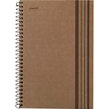 Sustainable Earth by Staples® Wirebound Notebook; 1 Subject, 8-1/2 x 11