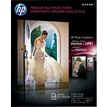 HP Premium Plus White Soft Gloss Photo Paper