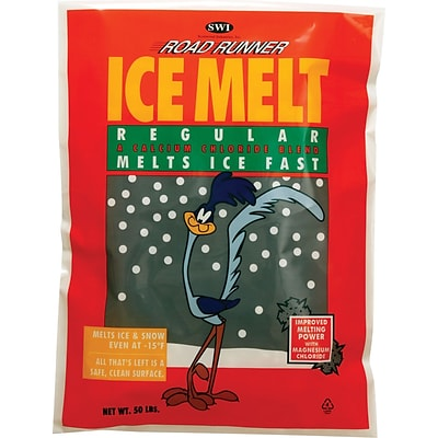 Road Runner Ice Melt, 50 lb. Bag