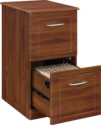 Altra Chadwick Collection 2Drawer Vertical File Virginia Cherry