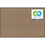 Best-Rite Ultra Trim Black Splash Cork Bulletin Board, 4 x 6