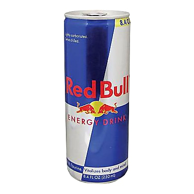 Red Bull® Original Energy Drink, 8.4 oz. Cans, 24/Pack (RBD99124)