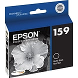 Epson 127 Black Ink Cartridges, Extra High Yield, 2/Pack (T127120-D2)