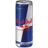 Red Bull® 8.4oz Energy Drinks; 24/Pack