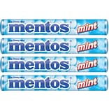 Mentos® Chewy Mint Tablets, 15 Packs/Box