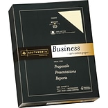 Southworth 8.5 x 11 Business Paper, 24 lbs., 100 Brightness, 500/Box (404IC)
