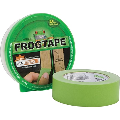 FrogTape Multi-Surface Professional Painters Tape, 1.41 x 45 yds.