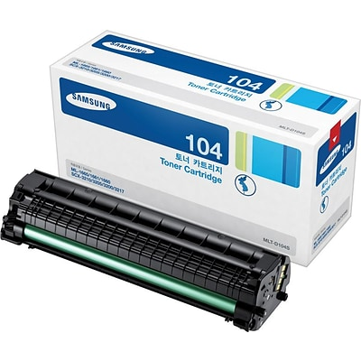 Samsung Black Toner Cartridge (MLT-D104S)