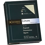 Southworth® Ivory Linen-Finish Paper