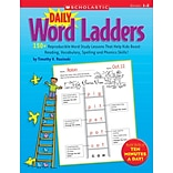 Scholastic Daily Word Ladders Grades 1-2