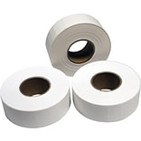 Avery Dennison® Monarch Brand Labels, 1-Line, White, 3 Rolls/Pack