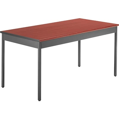 OFM 5 x 30 Utility Table, Cherry