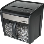 Mailmate M7 Black 12-Sheet Cross-Cut Shredder