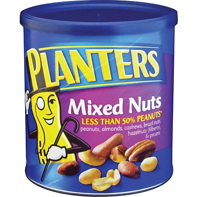 Planters® Mixed Nuts Canister, 15 oz.