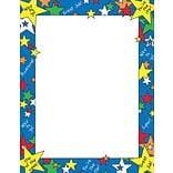 Great Papers® Star of the Week Letterhead, 80/Pack