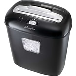 Swingline® EX10-05 Super Cross-Cut Shredder; 10 Sheets, 1 User