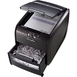 Swingline® Stack-and-Shred™ 60X Auto Feed Shredder, Cross-Cut, 60 Sheets
