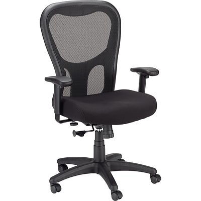 Tempur Pedic Ergonomic Mesh Mid Back Office Chair, Black (TP9000)
