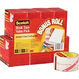 Scotch® Book Tape Value Pack
