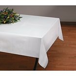 Hoffmaster Folded Tablecover 108 x 50