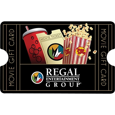Regal Gift Card $25
