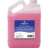 Brighton Professional™ Pink Lotion Hand Soap, Light Floral, 1 Gallon, 4/Ct