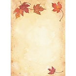 Great Papers® Fall Leaves Flat Card Invitations, 20/Pack