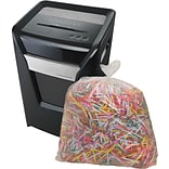 Staples® Shredder Bags; 15.8 Gal, 50/Pack