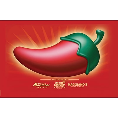 Chilis Gift Card $50