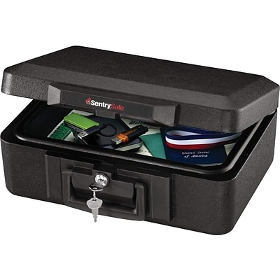 Sentry® Safe .18 Cubic ft. Security Fire Chest