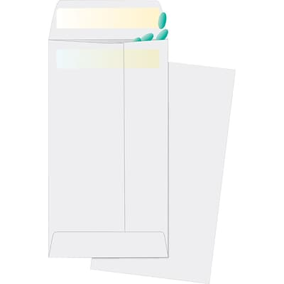 Quality Park™ #3, 2-1/2 x 4-1/4 Antimicrobial Coin-Size Medication Envelopes