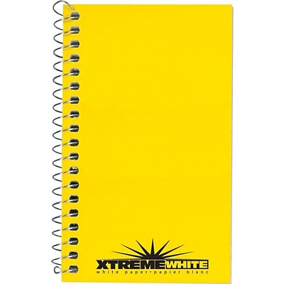 Rediform® National Side Wire Memo Book, 5 x 3