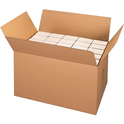 36 x 22 x 22 Shipping Boxes, 51 ECT, Brown, 5/Bundle (AF362222)