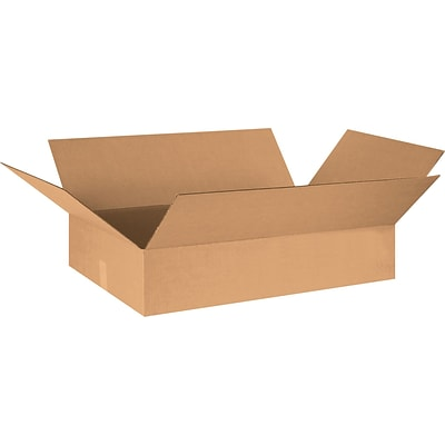 Coastwide Professional™ 30 x 20 x 5, 200# Mullen Rated, Shipping Boxes, 15/Bundle (CW57181)