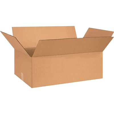 27 x 14 x 9 Shipping Boxes, 32 ECT, Brown, 20/Bundle (27149)