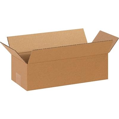 Long Corrugated Boxes Kraft 16 x 8 x 8 25//Bundle