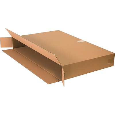 36 x 5 x 24 Side Loading Boxes, Brown, 20/Bundle (36524FOL)
