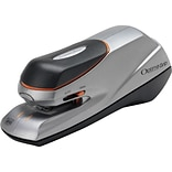 Swingline® Optima® Grip Electric Automatic Desktop Stapler, Auto/Manual, 20 Sheet Capacity, Silver